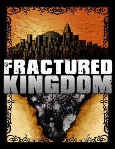 Fractured Kingdom Cover
