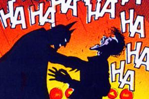Killing Joke Laugh Together