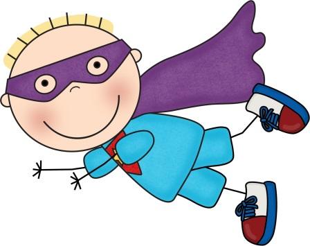 superhero-clipart