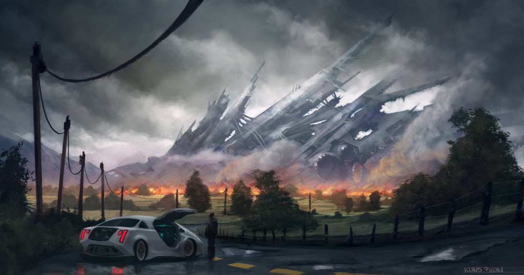 spaceship-crash-site-wallpaper-1