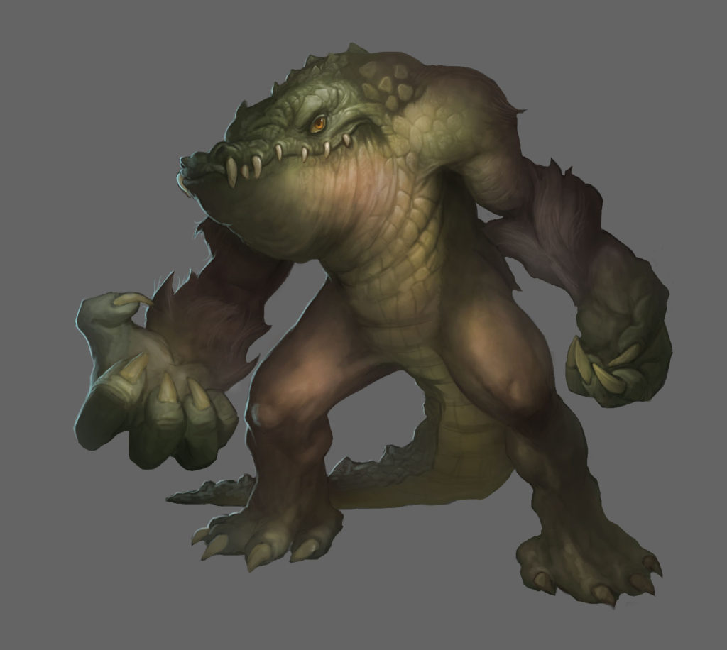 Animal Powered 1: Alligator
