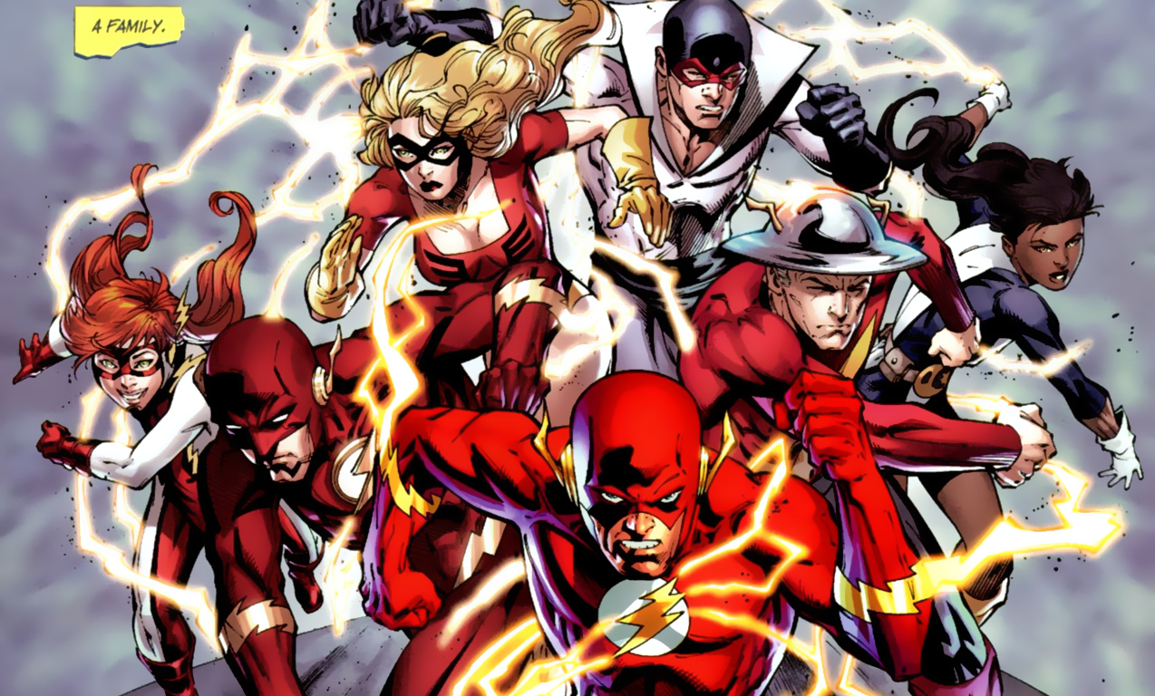 Power Archetypes: The Speedster
