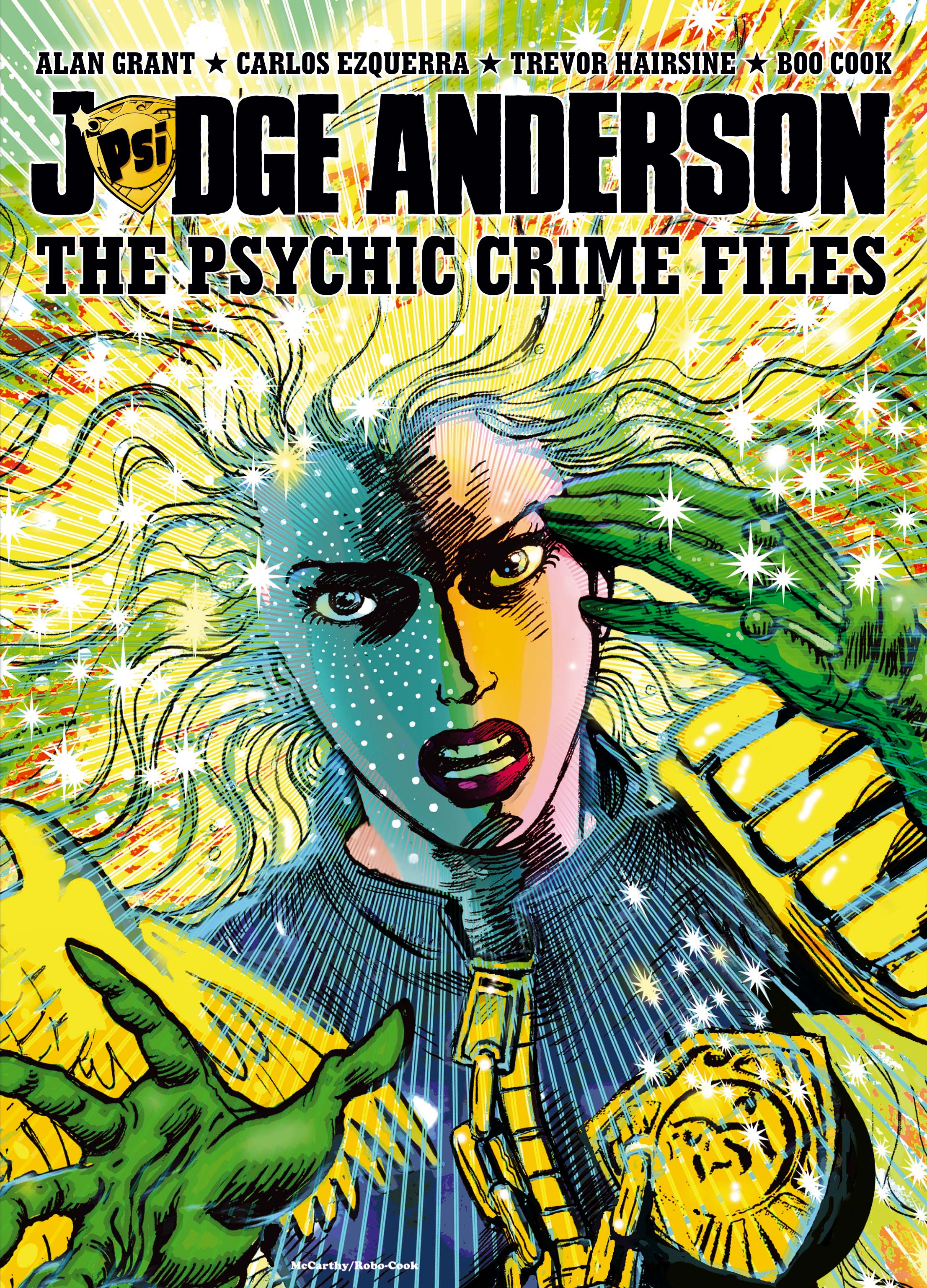 Power Archetype: The Mentalist