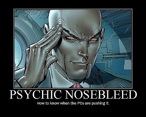 PSI: Paranormal Special Investigators (Part 1)