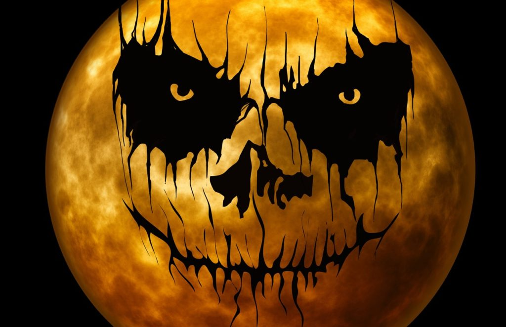 Jack O'Lantern Rising – A Spoopy Halloween Story Seed