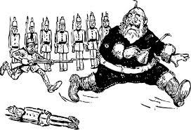 Stille Nacht – The Iron Santa Initiative
