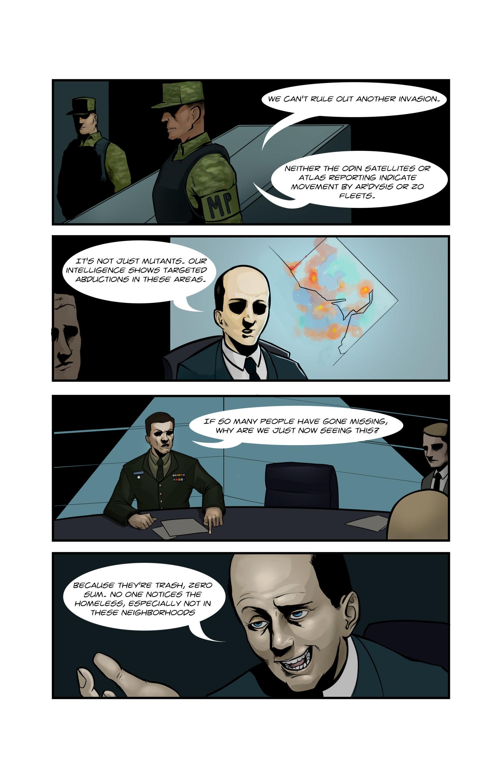 Playing Jacks, Page 8
