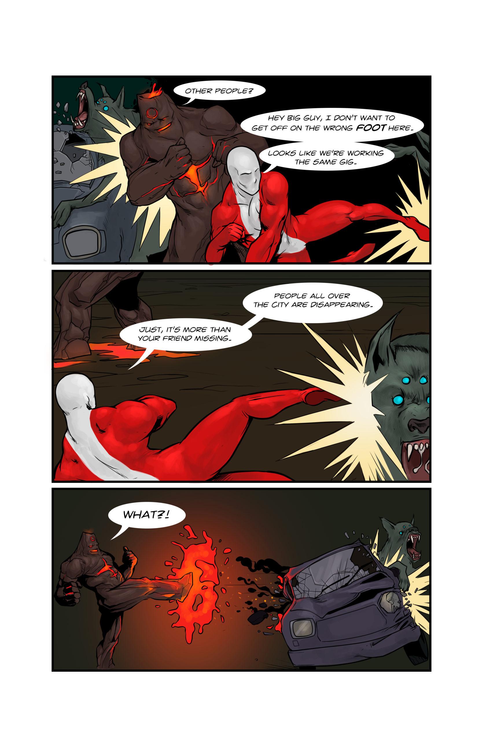 Playing Jacks, Page 12