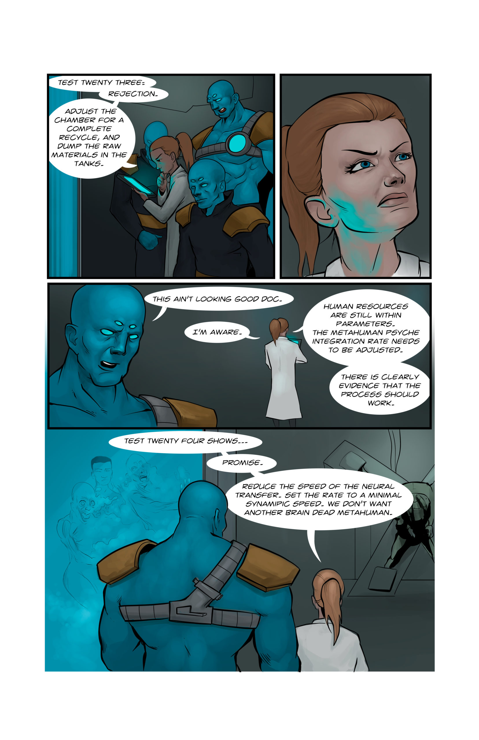 Playing Jacks, Page 15