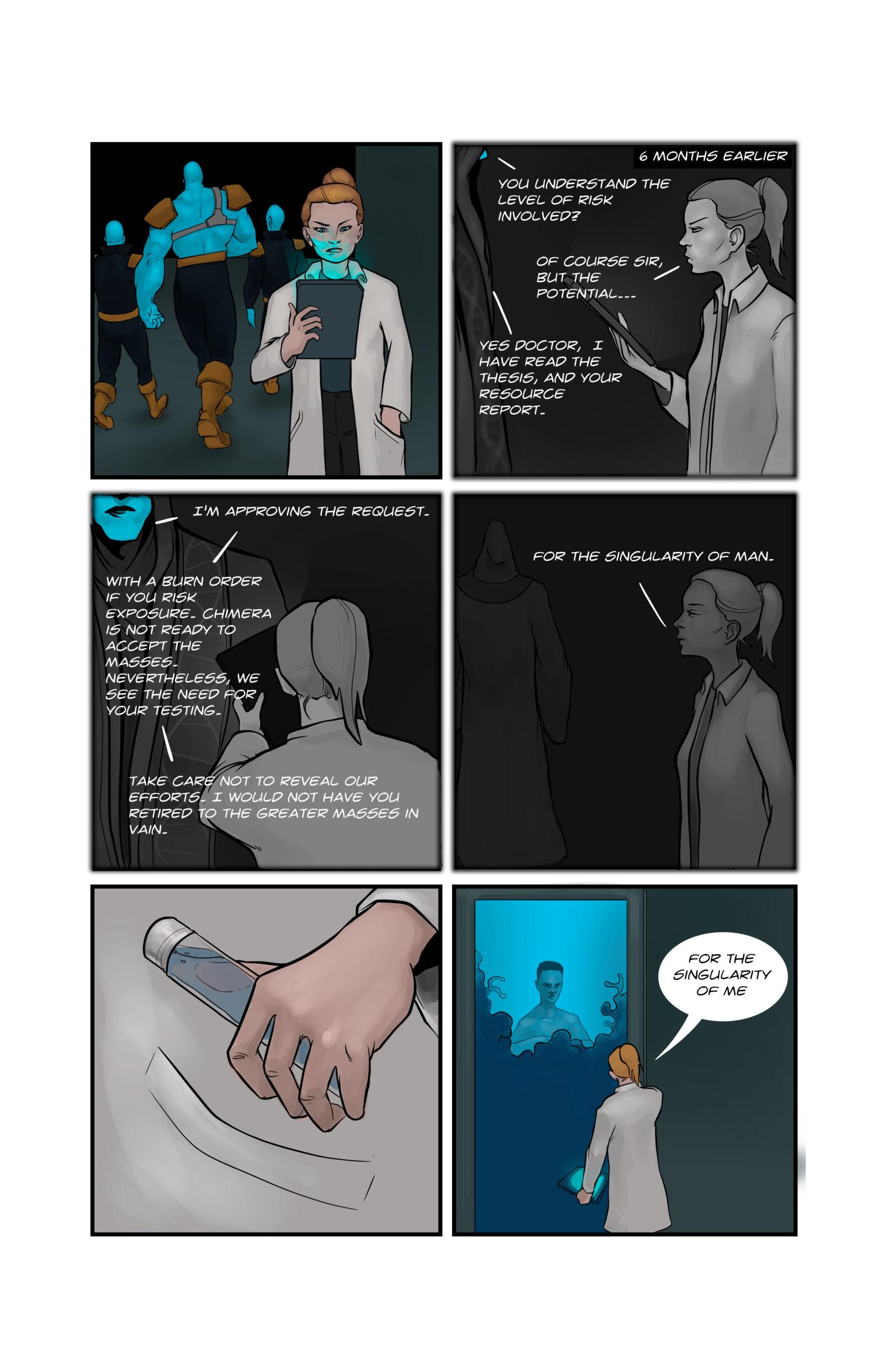 Playing Jacks, Page 16