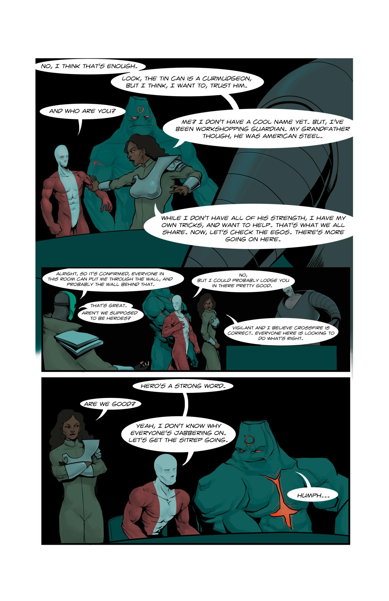 Playing Jacks, Page 19