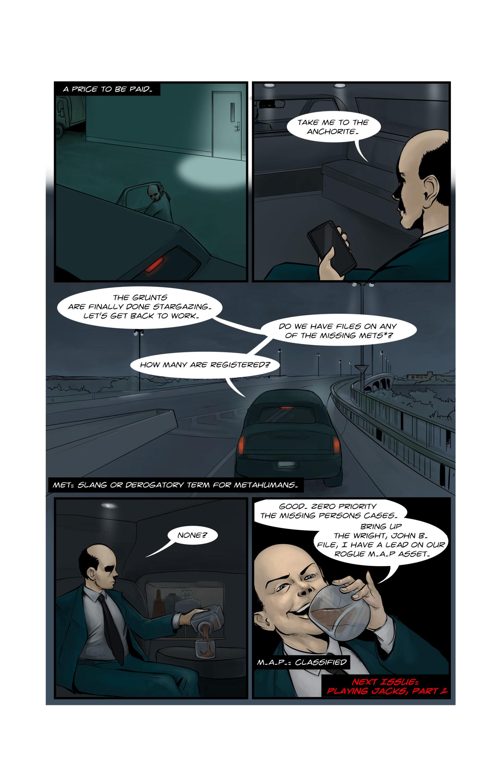 Playing Jacks, Page 23