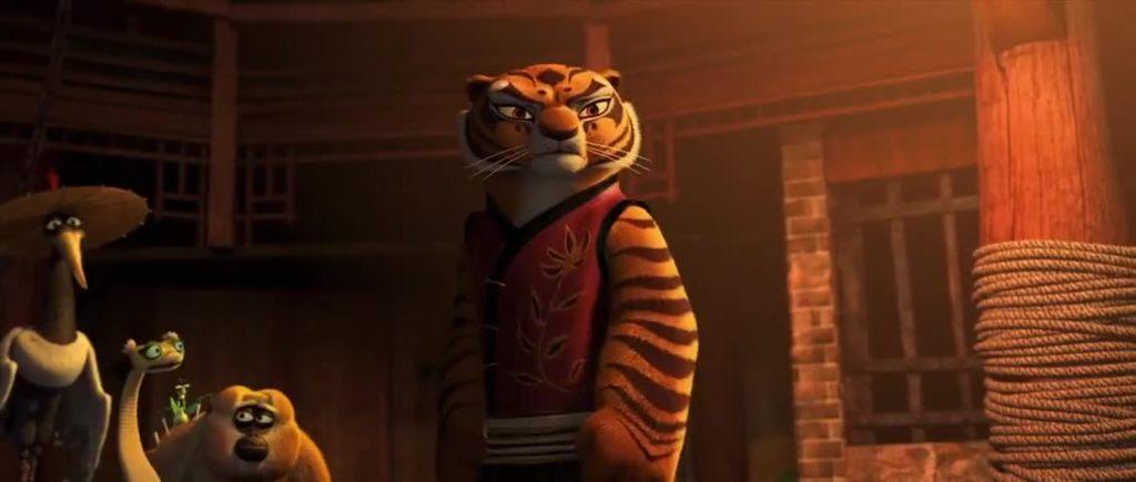 Animal Powered 13: Tiger
